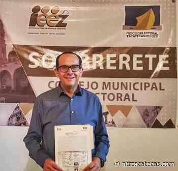 Triplicaremos esfuerzos en Sombrerete: Alan Murillo - NTR Zacatecas .com