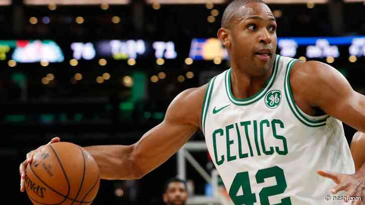 NBA Rumors: Al Horford 'Never Really Wanted To Leave' Celtics As Free Agent