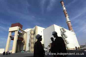 Iran's nuclear reactor has shutdown and Bitcoin mining may be a cause