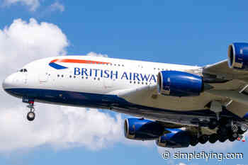 British Airways Resumes Airbus A380 Maintenance Cycle - Simple Flying