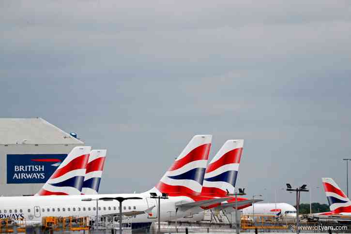 British Airways 'mulls pulling out of Gatwick' - City A.M.