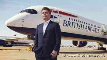British Airways is in crisis. Can new boss Sean Doyle save it? - The Times