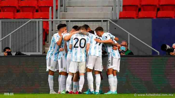 Argentina vs Paraguay: A qué hora es para México, canal de TV en vivo y cómo ver; juego del Grupo A de Copa América