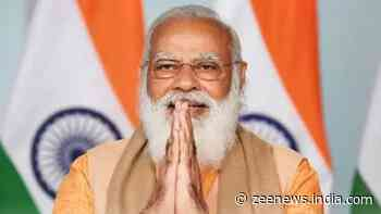 Well done India: PM Narendra Modi on India`s record-breaking vaccination numbers