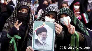 Iran: tutte le sfide del neo Presidente Ebrahim Raisi. Paese spaccato in due - Euronews Italiano