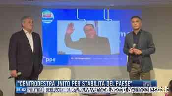 "Breaking News delle 16.00   ""Centrodestra unito per stabilità del Paese"" - Tgcom24 Video   Mediaset Infinity - Mediaset Play"