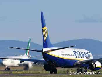 Estate 2021, Ryanair sorpassa Alitalia sui voli nazionali: nel Paese dominano le low cost - Corriere della Sera