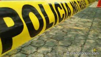 Hombre muere atropellado en Santiago Nonualco, La Paz - Diario Libre