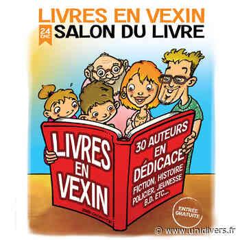 2021-06-06 Chaumont-en-Vexin Livres en Vexin, . Oise - Unidivers