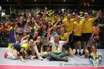 """Psa Olympia Voltri promossa in A2. Anzalone: """"Grande risultato"""" - Liguriasport - Liguriasport"""