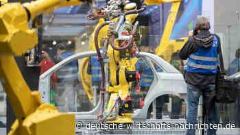 Fanuc stemmt sich mit Großauftrag von Ford gegen Krise - Roboter-Branche immer noch angeschlagen