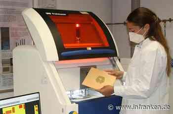 Uni Bayreuth betreibt Materialforschung mit Ultra-Laser