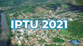 Capinzal já arrecadou mais de R$ 2,5 milhões em IPTU e taxa de lixo - Rádio Capinzal
