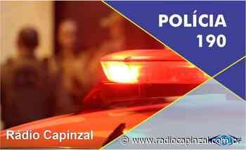 Rádio Capinzal - Carro é apreendido com licenciamento atrasado após tentar desviar de abordagem - Rádio Capinzal