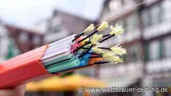 Butzbach: Anwohner wollen schnelles Internet - und buddeln Graben für Leitungen selbst - Wetterauer Zeitung