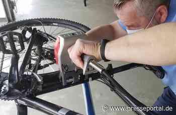 POL-WE: Polizei Butzbach codiert wieder Fahrräder - Presseportal.de