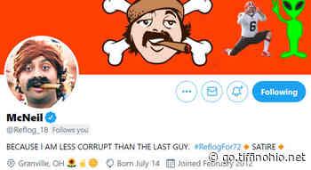 Social media satirist known as 'Reflog_18' wants Householder's open seat - TiffinOhio.net