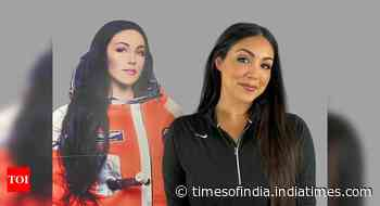 32-year-old researcher, first 'social media influencer' set to go to space, says 'belong to new generatio - Times of India