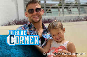 Twitter reacts: MMA community celebrates Father's Day on social media - MMA Junkie