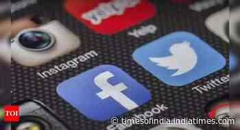 New social media rules framed after broad consultations with stakeholders: India to UN - Times of India