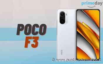 Prime Day anche Xiaomi Poco F3 a prezzo BOMBA - Punto Informatico