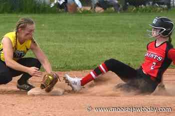 Moose Jaw Ice drop pair of close U16 A fastball contests to Saints - moosejawtoday.com