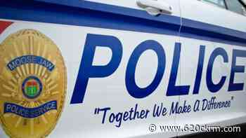 Police arrest four following firearm, drug trafficking investigation in Moose Jaw - 620 CKRM.com