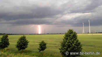 Unwetterwarnung für Bernau bei Berlin – BZ Berlin - B.Z. Berlin