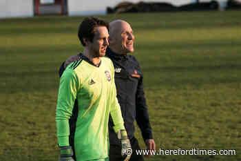 Hereford FC re-sign Brandon Hall for coming season