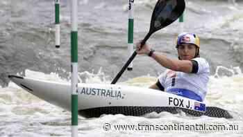 Paddler Fox amongst medals before Tokyo - The Transcontinental