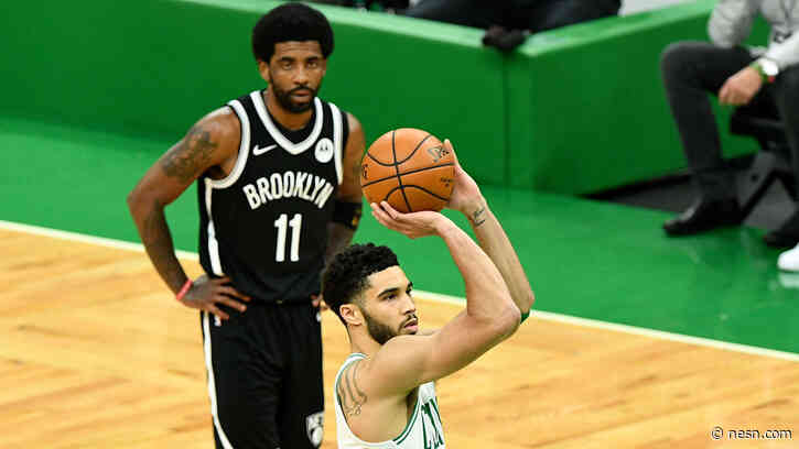 Are Celtics Concerned By Players' Response To Kyrie Irving Logo Stomp?
