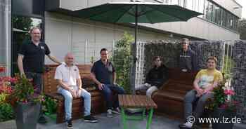 Selbstgebaute Möbel sind krönender Abschluss der Schule | Lokale Nachrichten aus Lemgo - Lippische Landes-Zeitung