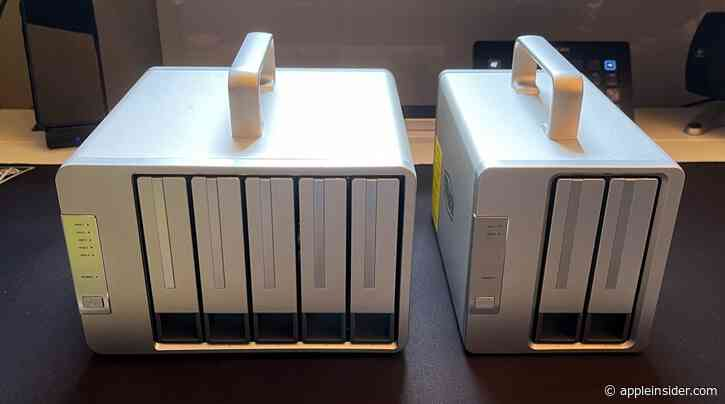 TerraMaster TD2 and D5 Thunderbolt review: Good hardware, bad software
