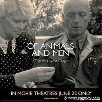 Of Animals and Men - A Fathom Event - WWNY