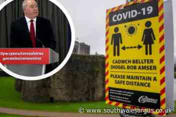 Wales is at the beginning of potentially 'significant' third coronavirus wave - South Wales Argus