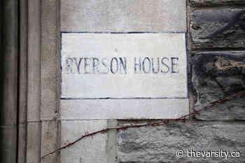 Victoria University to stop using Egerton Ryerson's name over residential school ties - Varsity