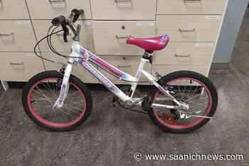 Victoria police searching for owner of child's bike – Saanich News - Saanich News