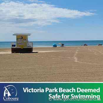 HKPR District Health Unit has deemed Victoria Beach safe for swimming - 93.3 myFM