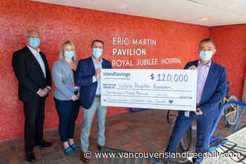 Latest Victoria Hospitals Foundation campaign targets $1M for mental health – Vancouver Island Free Daily - vancouverislandfreedaily.com