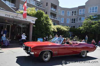PHOTOS: Classic cars cruise Saanich Peninsula in advance of Father's Day – Victoria News - Victoria News