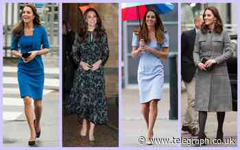 Why LK Bennett remains the Duchess of Cambridge's secret style weapon after more than a decade - Telegraph.co.uk