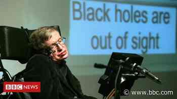 Cambridge University seeks Stephen Hawking archivist - BBC News
