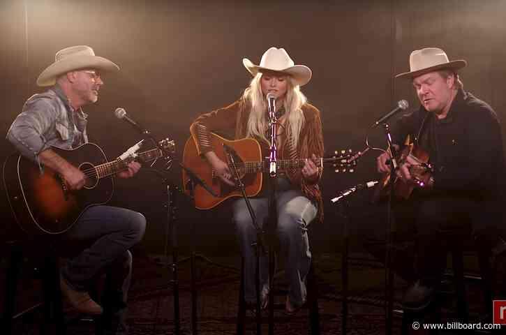 Miranda Lambert, Jack Ingram & Jon Randall Fire Up Acoustics For Intimate NPR Tiny Desk (Home) Concert