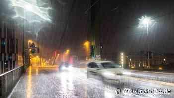 Wetter in Baden-Württemberg/Deutschland: Unwetter-Warnung vom DWD - echo24.de