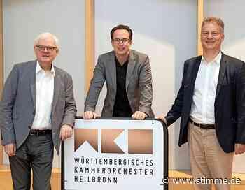 Das bietet das Württembergische Kammerorchester Heilbronn in der kommenden Spielzeit - STIMME.de - Heilbronner Stimme