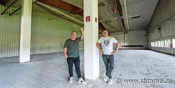 Neue Hafenloft-Disco in Heilbronn ist ihr großer Traum - STIMME.de - Heilbronner Stimme