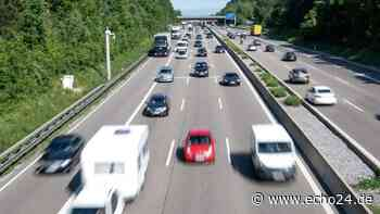 A6/Sinsheim: Stau-Chaos droht - neue Baustelle und Teilsperrung - echo24.de