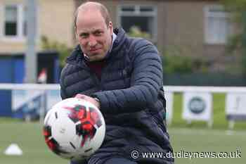 William to watch England's final group match at Wembley - Dudley News