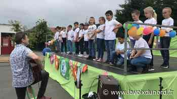 Tourcoing: ce samedi, c'était jour de fête à l'école Notre-Dame de la Marlière - La Voix du Nord