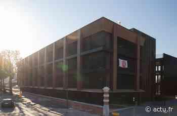 Le parking de la gare de Tourcoing a ouvert ses portes - actu.fr
